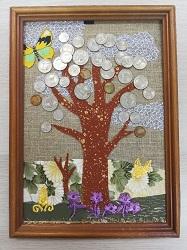 Денежное дерево (мастер-класс)